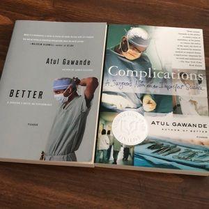 Doctor books